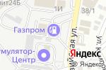Схема проезда до компании Газэнергосеть розница в Астрахани