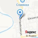 Авто Регион на карте Астрахани