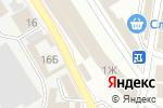 Схема проезда до компании Халяль в Астрахани