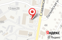 Схема проезда до компании УниверсалСпецМонтаж в Астрахани