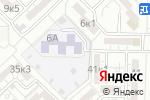 Схема проезда до компании Остров сказок в Астрахани