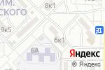 Схема проезда до компании Городская поликлиника №2 в Астрахани