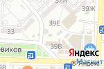 Схема проезда до компании Гурман в Астрахани
