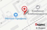 Схема проезда до компании Роза ветров в Астрахани