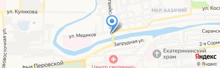 Банкомат Банк ВТБ 24 на карте Астрахани
