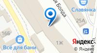 Компания КомСнаб на карте
