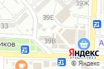 Схема проезда до компании Магазин одежды в Астрахани