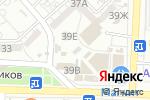 Схема проезда до компании Иск.р.а. в Астрахани