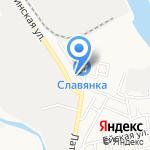 Астрафуд на карте Астрахани