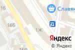Схема проезда до компании Эконом-магазин сантехники в Астрахани