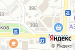 Схема проезда до компании Киоск по продаже шаурмы в Астрахани