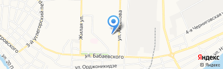 Инвиго Плюс на карте Астрахани
