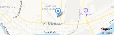 Профессор обуви на карте Астрахани