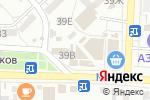 Схема проезда до компании Пойменский хлеб в Астрахани