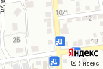 Схема проезда до компании Отражение в Астрахани