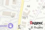 Схема проезда до компании Мой дом в Астрахани