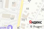 Схема проезда до компании Линия уюта в Астрахани