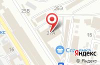 Схема проезда до компании Халяль ЭкоПрод в Астрахани