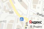 Схема проезда до компании Нефтепром в Астрахани