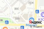 Схема проезда до компании Киоск хлебобулочной продукции в Астрахани