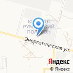 Пожарная часть №9 на карте Астрахани