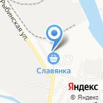Магазин скобяных изделий на карте Астрахани