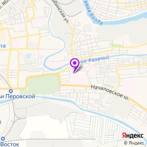 Федеральный центр сердечно-сосудистой хирургии на карте