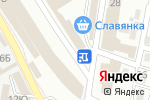 Схема проезда до компании Электроопт в Астрахани