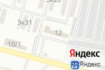 Схема проезда до компании Пожарная часть №9 в Астрахани
