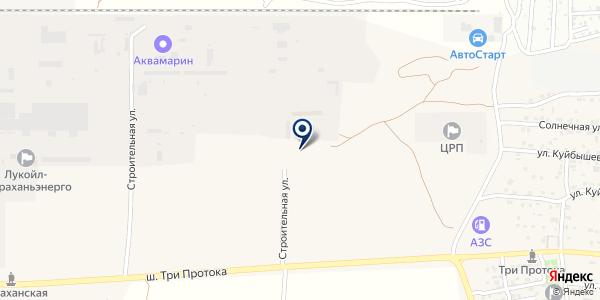 Техстройконтракт на карте Кулаковке