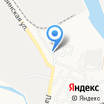 Иван-чай на карте Астрахани