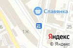 Схема проезда до компании Мега Пир в Астрахани