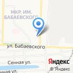У Анжелики на карте Астрахани