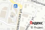 Схема проезда до компании СТРОЙ МАРКЕТ в Астрахани