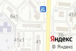 Схема проезда до компании Приветливый в Астрахани