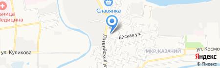 Независимая автоэкспертиза на карте Астрахани