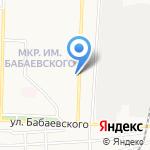 Мастерская по продаже и ремонту очков на карте Астрахани