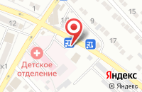 Схема проезда до компании Марина в Астрахани
