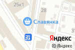 Схема проезда до компании ТЕРРИТОРИЯ ИНСТРУМЕНТА в Астрахани
