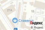 Схема проезда до компании Бархатная ночь в Астрахани