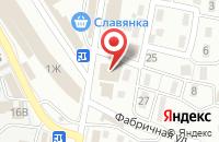 Схема проезда до компании Сэкономь в Астрахани