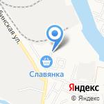 Магазин светодиодного освещения на карте Астрахани