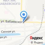 Уют на карте Астрахани