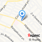 Фитинг+ на карте Астрахани