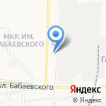 PitStop на карте Астрахани