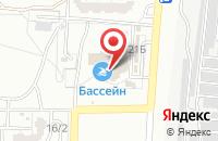 Схема проезда до компании Крым в Астрахани