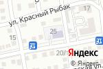 Схема проезда до компании Детская школа искусств №22 в Астрахани