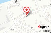 Схема проезда до компании TELE2 в Жуковском