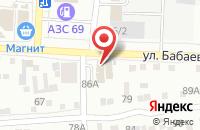 Схема проезда до компании Магазин отделочных материалов и сантехники в Астрахани