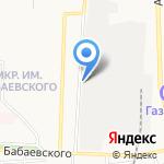 Мой Друг на карте Астрахани